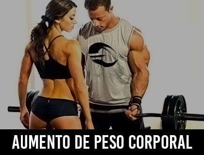 Aumento de Peso Corporal