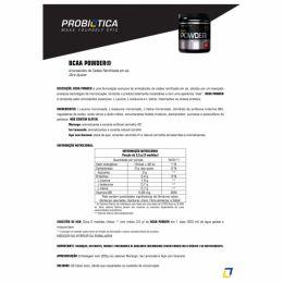 BCAA Powder (200g) - Nova Fórmula morango