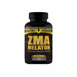 Zma Melaton (120 caps)