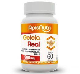 Geleia Real 500mg (60 caps)