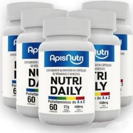 Nutri Daily Polivitamínico A-Z - 450mg