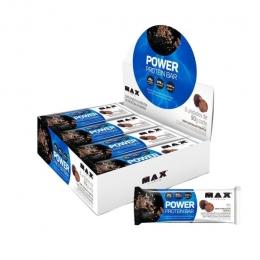 POWER PROTEIN BAR CAIXA COM 8 UNIDADES (720G) - Dark Chocolate Truffle
