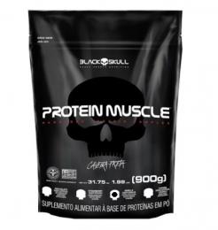 proteinmusclerefilbaunilha